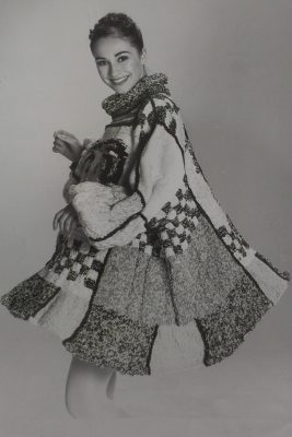 chequiredswingsweater